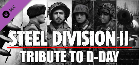 Steel Division 2 Tribute to D Day Free Download PC Game